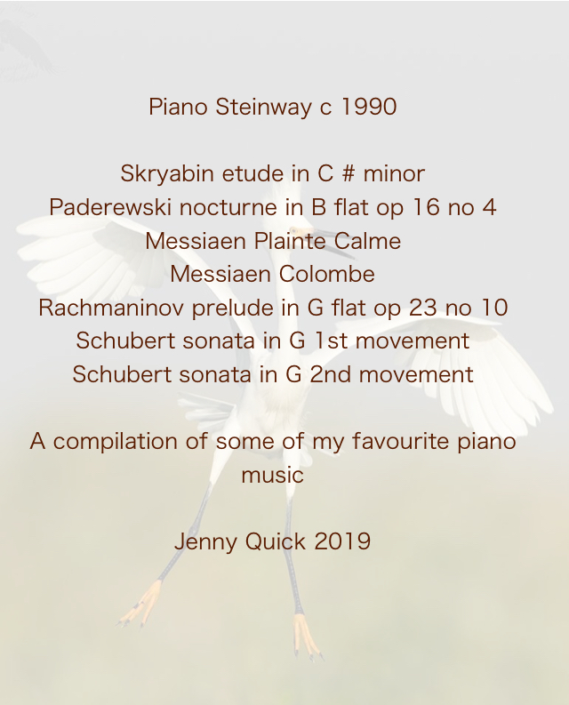 CD Live Piano Music